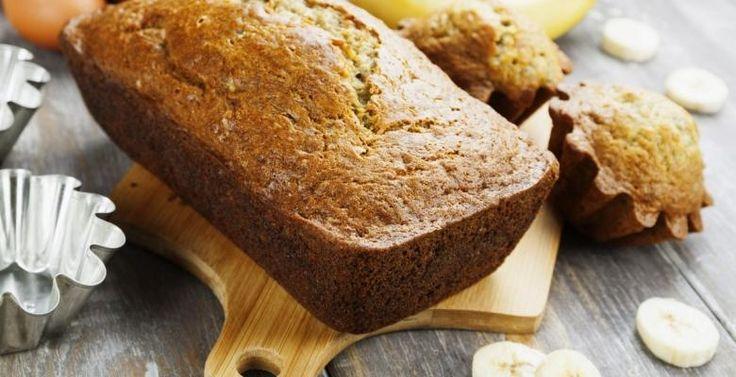 Le pain aux bananes...la collation parfaite - Recettes - Ma Fourchette