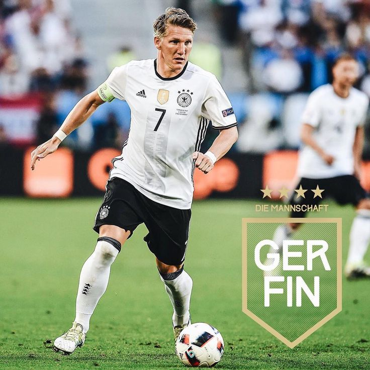 """229 Likes, 1 Comments - DFB-Team (@germany_nt) on Instagram: """"MATCHDAY! @bastianschweinsteiger plays his final international today. Thank you for everything,…"""""""