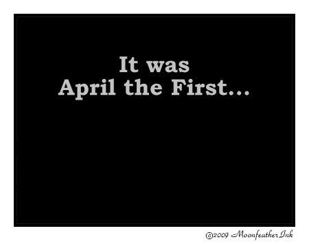 "naadi: ""It was April the First..."" / drarry"