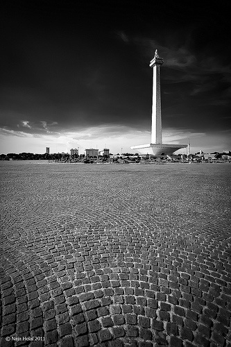 Monas Tower, National Monument (Indonesia