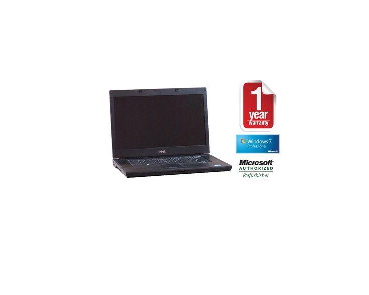 Dell D6510 refurbished laptop PC I5 2.66/4GB/128SSD/Dvdrw/15.5/W7P64