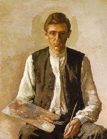 Georgio Morandi Self-Portrait 1925