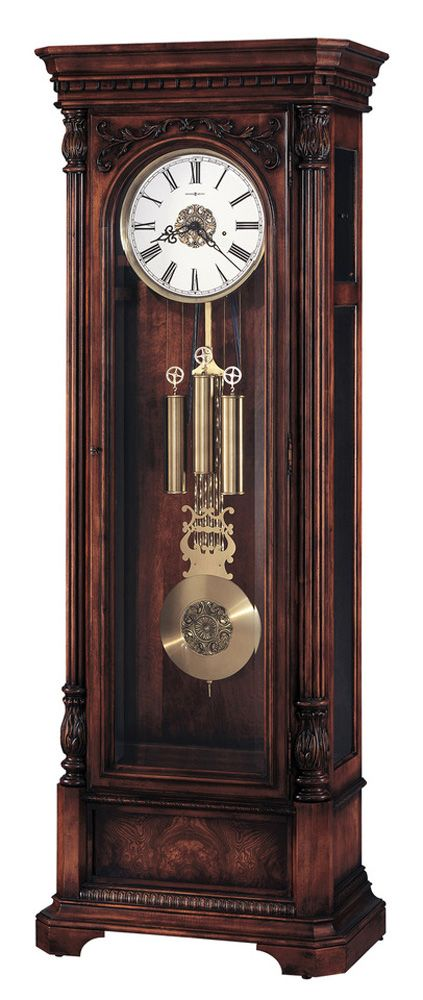 Trieste Grandfather Clock by Howard Miller