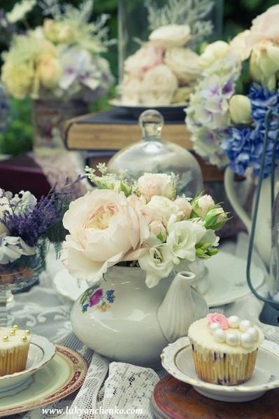свадебная бесседка, Свадьба в французком стиле