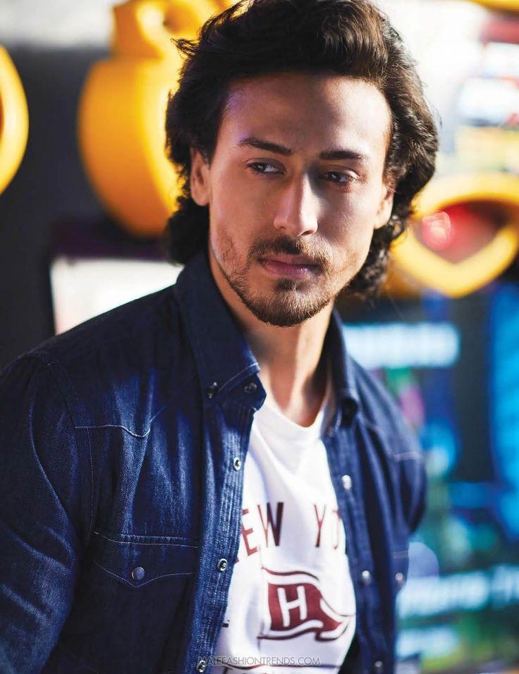 Male Fashion Trends: Tiger Shroff para Man´s World por Rohan Shrestha