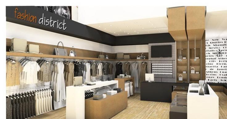 Local Fashion District. Arcki Taller de Arquitectura.