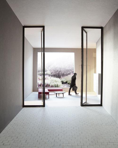 Johannes Norlander Arkitektur AB. Re-pinned by #KNCS   #Architecture #Windows