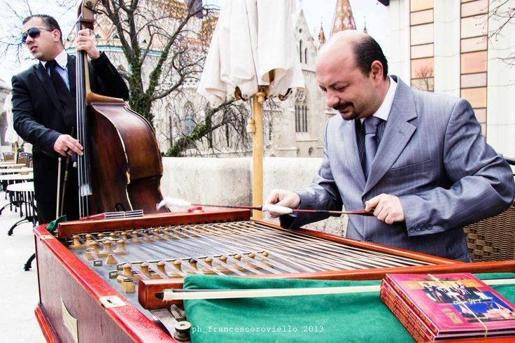 Jazzisti, Budapest.  ph_francescoroviello
