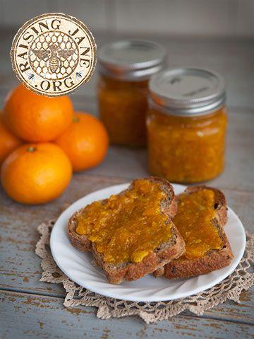 Satsuma Orange Marmalade: Prep Time: 30 Minutes Cook Time: 1 Hour Makes: 3 1/2 Cups