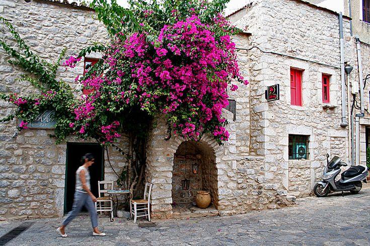 Areopolis, Lakonia, Greece