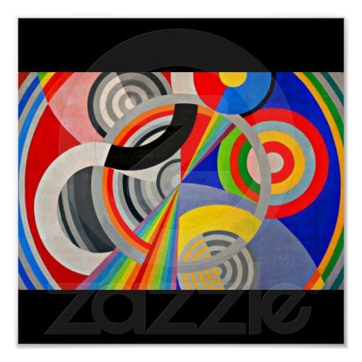Poster-Classic/Vintage-Robert Delaunay 11
