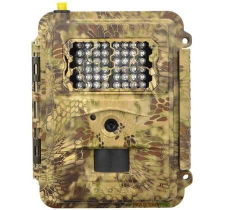 The new HCO Spartan Red Glow US Cellular trail camera.  This camera runs off the US Cellular network.