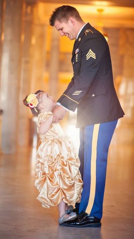 What It Takes to Be a Good Military Dad