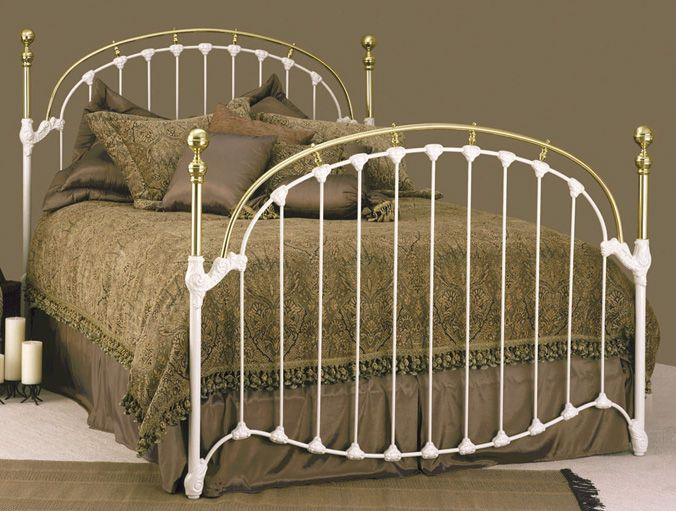 Quot The Virginian Quot Brass Iron Bed By Elliott Designs