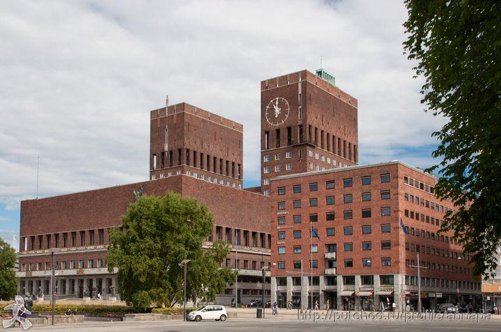 Putehod - Отчет - Скандинавия часть третья. Норвегия. Осло.