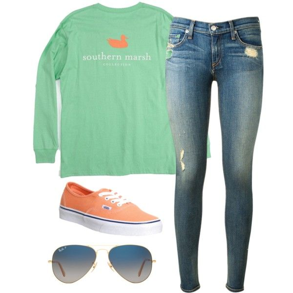 Southern Marsh Outfit