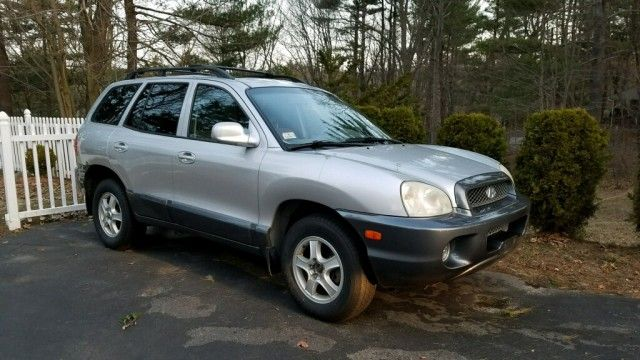 Used 2003 Hyundai Santa Fe GLS in Leominster, MA for $1,950. View now on Cars.com.