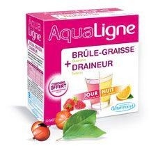 Aqualigne Brûle graisse + Draineur | Aqualigne