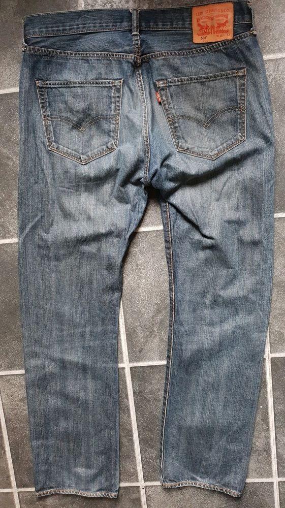 0734a3f1 Levis 501 blue jeans Size 36 x 31 leg #fashion #clothing #shoes #accessories  #mensclothing #jeans (ebay link)