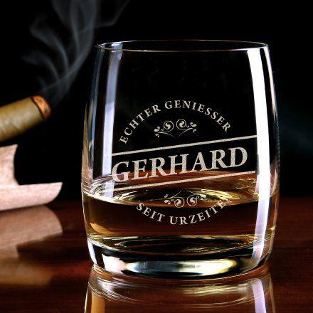 Personalisierbares Whiskyglas jetzt im design3000.de Shop kaufen! var persoBaseLink =...