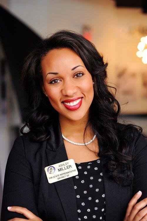 FACES of Louisville Ashley Miller. She's running for Kentucky House of Representatives.
