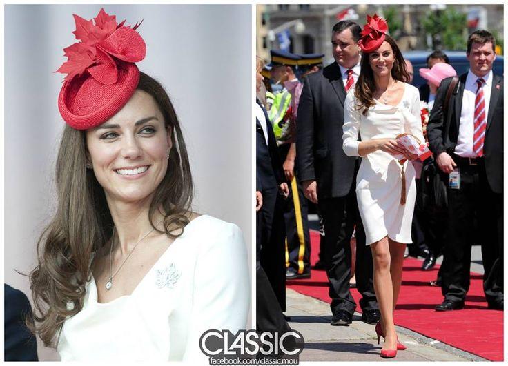 Duchess Catherine (Kate) Middleton.