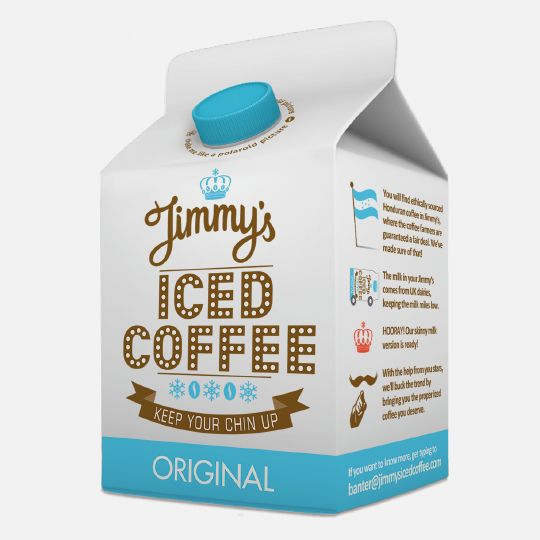 Jimmy's Iced Coffee, by Interabang