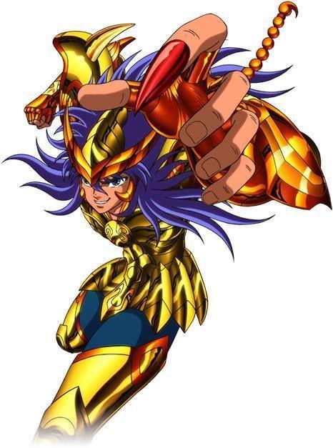 Scorpio Gold Saint :: Milo