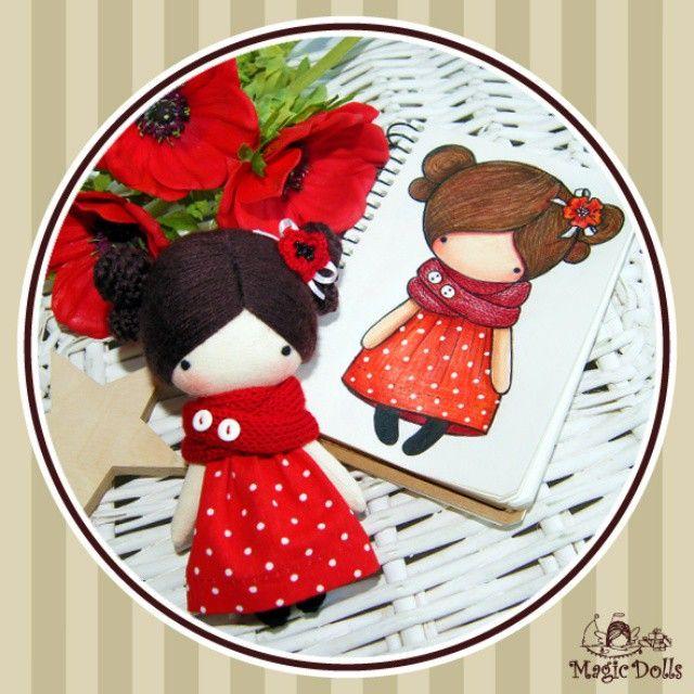 Ma Petite Poupee - Poppy (for example, для примера)