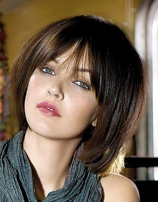 19 Best Layered Hair Styles Images On Pinterest