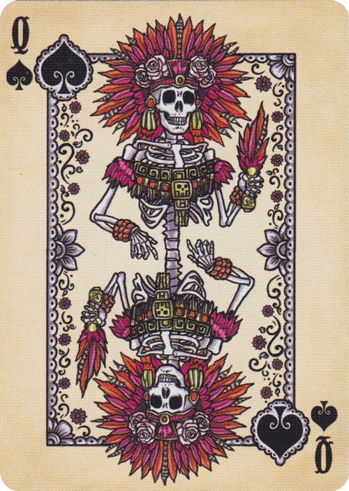 Bicycle® Dia de Los Muertos