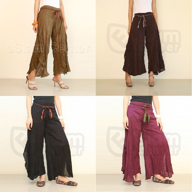 Our effortless online shopping experience makes it easy to discover the cool styles and designs of Skirt Pants. More @ http://bit.ly/1F50tY6 #pants #men #women