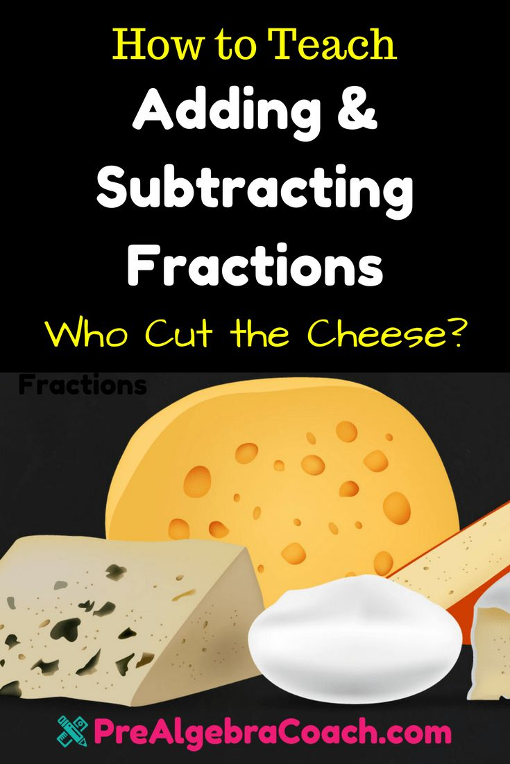 Best 25 adding fractions ideas on pinterest adding and adding and subtracting fractions pre algebra lessons worksheets guided notes powerpoint ccuart Images