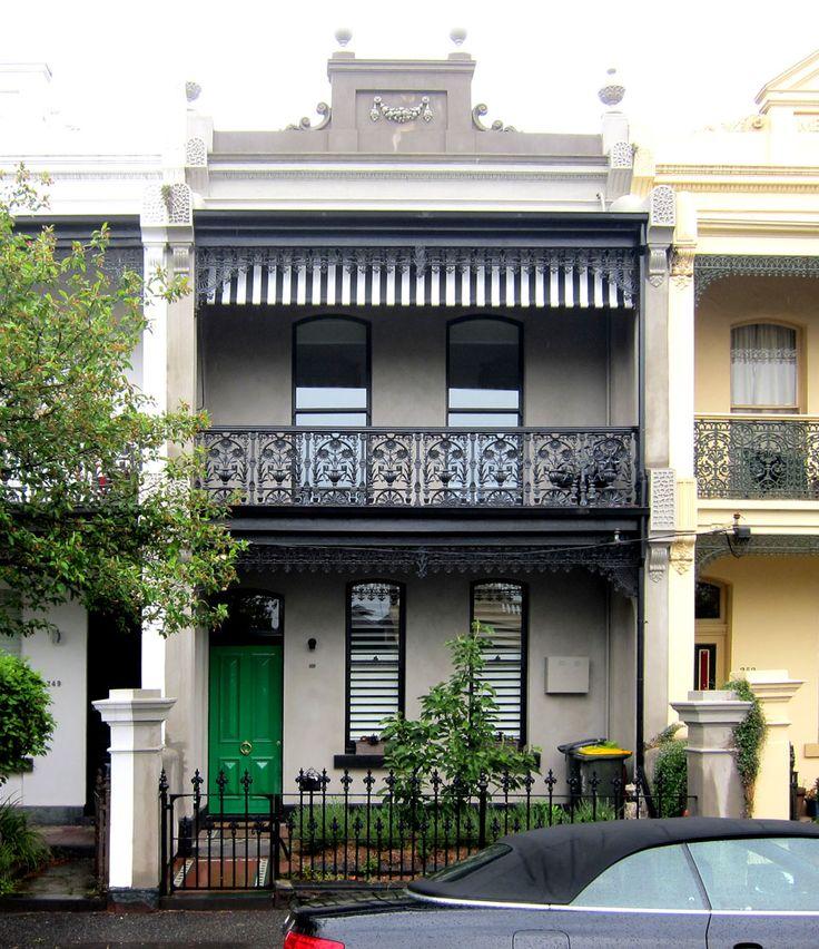 gable house - Nic Owen Architects, Melbourne, Carlton, Inner City