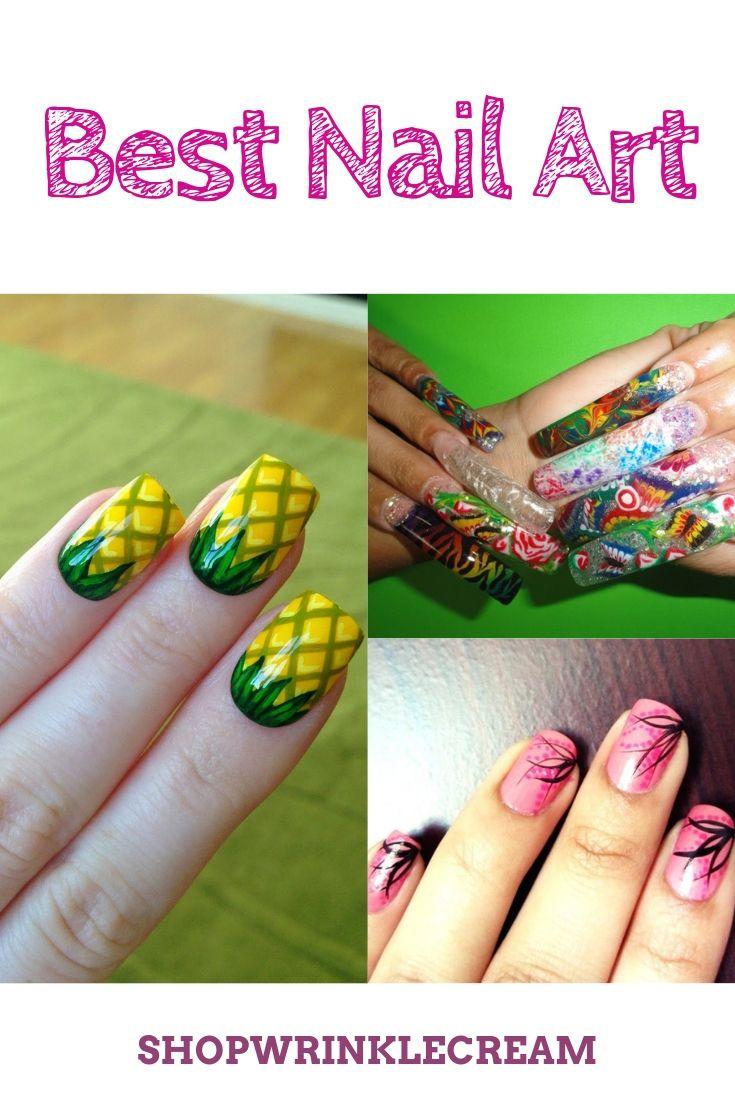 Beste Nail Art Design Idee Nail Art genial   – Christmas Nail