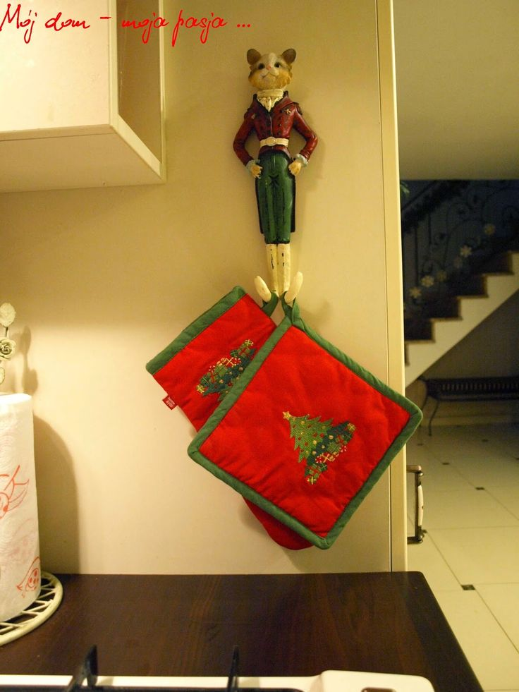 kitchen, christmas decor, beige, schabby chic, retro, vintage, decor, home