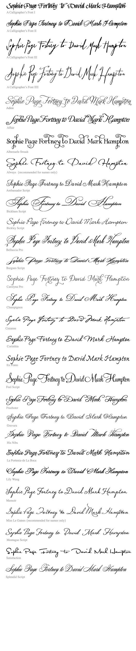 Love these fonts!!    cute-tattoo.com - Page 51 of 259 - Beautiful Tattoo Ideas