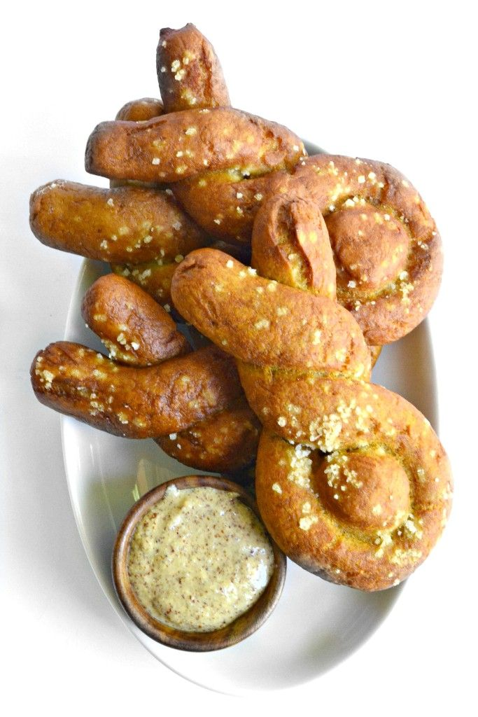 Easy-to-Make gluten free soft pretzels (free of xanthan gum too!)