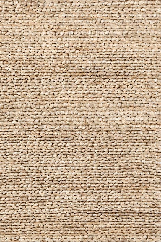 Jute Woven Natural Rug