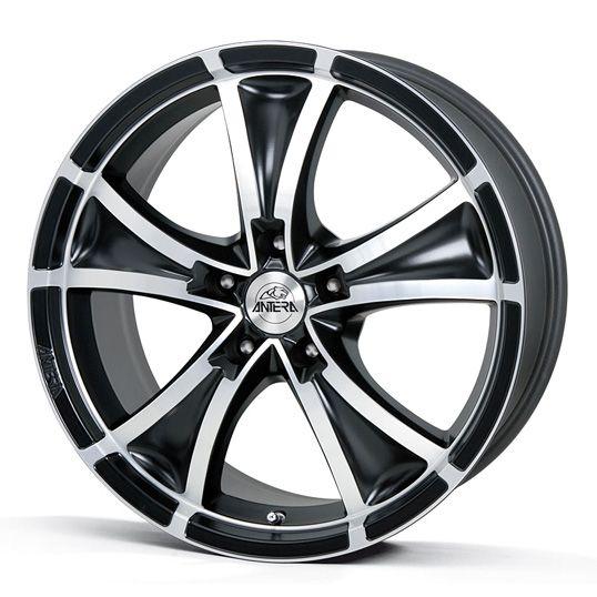 ANTERA 383 MATT BLACK POLISHED alloy wheels #alloy #wheels #ANTERA # 383 http://www.turrifftyres.co.uk/media/images/alloy_wheels/antera/antera-383-538px.jpg