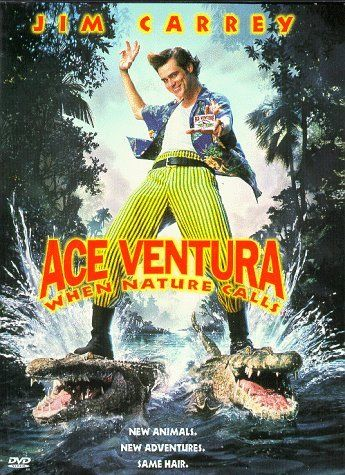 Ace Ventura: When Nature Calls (1995) A stroll down memory lane....not as memorable as the first but equally as amusing... 6.5/10