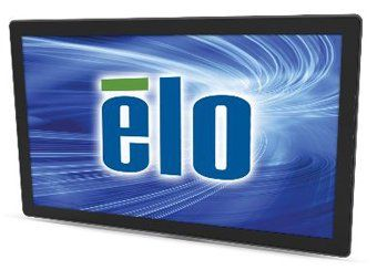 "Elo Touch E000416 2440L Itouch Plus 24"" LCD Open-Frame Touch Monitor with Zero Bezel, USB Controller, NC/NR, Black. Black enclosure. 23.6"" diagonal size. 16:9 aspect ratio. 1280 x 1024 resolution. 16.7 million colors."