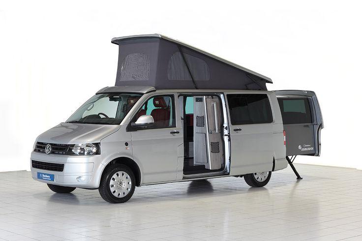 danbury t5 doubleback 4 or 5 seater a revolutionary t5 campervan conversion camper. Black Bedroom Furniture Sets. Home Design Ideas