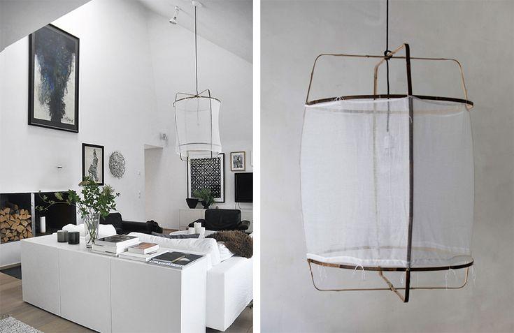 RAW Design blog: AIRY PENDANTS   OLKKARIIN LAMPPUVAIHTOEHTOJA