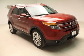 2014 Ford Explorer Limited FWD in Vernon, Texas  #vernonautogroup #knowthedeal