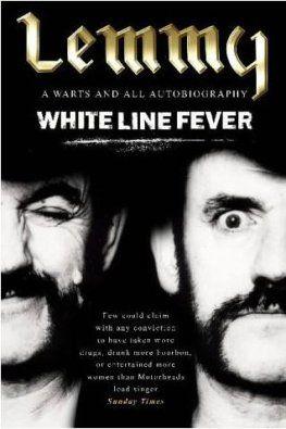White Line Fever cover image