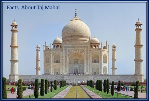 The construction of the Taj Mahal approximately 22 years to complete and at that time the estimated construction cost was a whopping sum of Rs. 32 million.