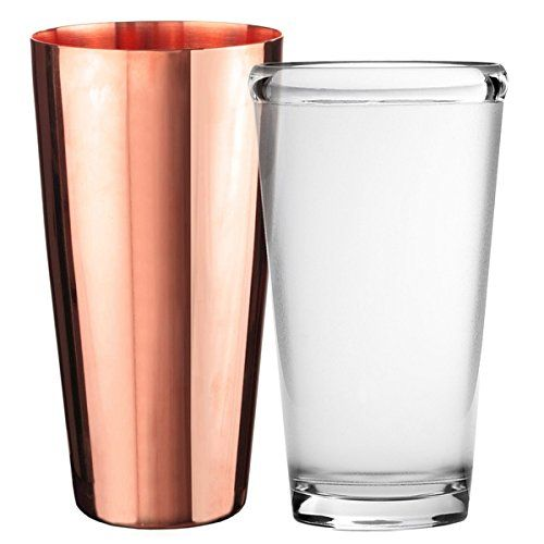 Copper Plated Boston Tin and Perfect Fit Polycarbonate Boston Glass - Classic Boston Cocktail Shaker Urban Bar http://www.amazon.co.uk/dp/B014WAX5PU/ref=cm_sw_r_pi_dp_THmUwb0QVY6NM
