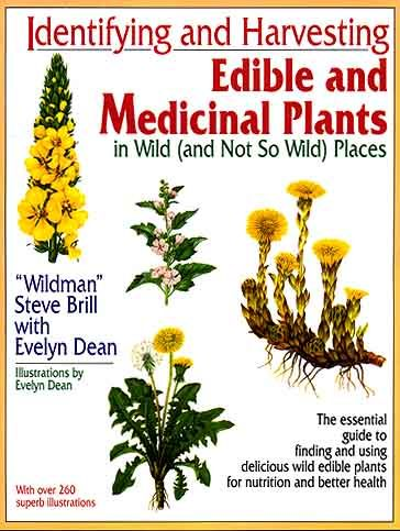 Cover: Identifying and Harvesting Edible and Medicinal Plants in Wild (and Not-so-Wild) Places