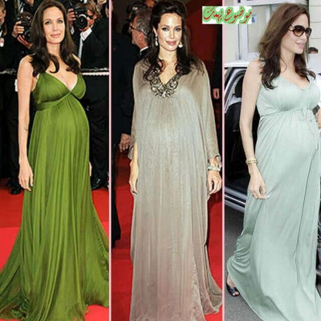 026efe2a4 فساتين سهرة للحوامل تصميم ايلي صعب | موضوع يهمك | Formal dresses ...